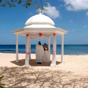 Almond Resort wedding