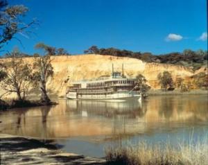 Take a 3 or 4 night cruise on board the Murray Princess paddlewheeler