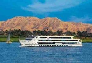 Nile Cruises on board The Oberoi, Zahra