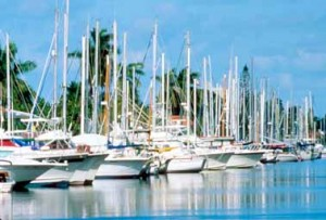 Fort Lauderdale's Intracoastal Waterways