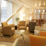 Escape Lounge, Terminal 2 at Manchester Airport