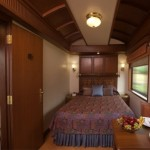 Luxurious on board accommodation