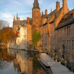 Bruges is one of the most charming European cities