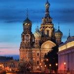 iStock St Petersburg Russia