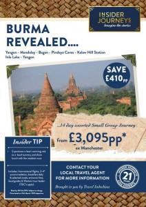 Burma Revealed_ex Manchester