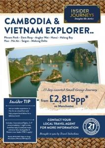 Cambodia & Vietnam Explorer_ex Manchester