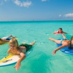 Watersports will also keep younger members of the family occupied at Beaches Resorts