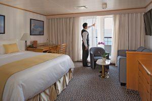 Silversea Discoverer Veranda Suite