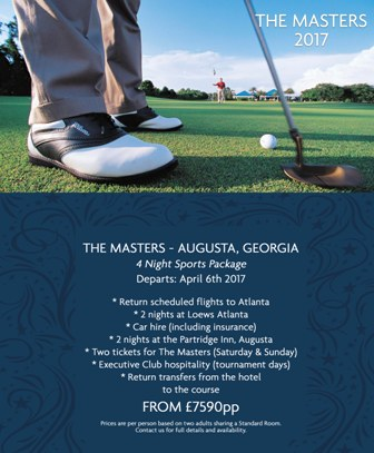 The Masters Flyer - low res