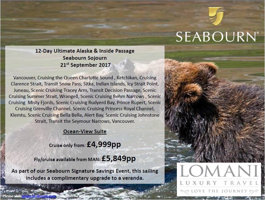 Lomani - 06-03-2017 - 12-Day Ultimate Alaska & Inside Passage