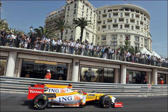 WorldChoice sport Monaco GP