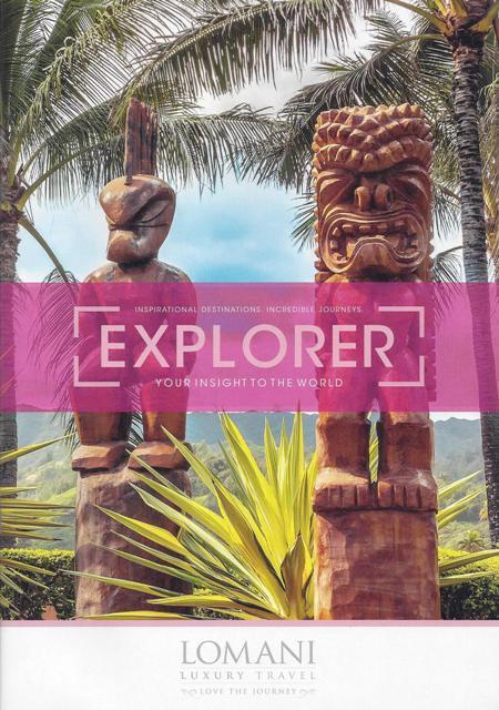 Explorer Magazine April 2017