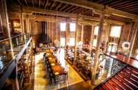 The Singular Patagonia restaurant