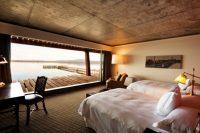 A room at the Singular Patagonia